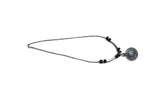 Dhanari Black Color Pendant Casual Wear Necklace For Women's (JW-58)E002