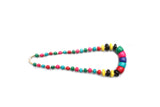 Dhanari Multicolor Beads Casual Women's Necklace (JW-67)N001