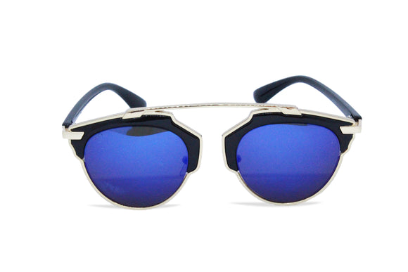 Dhanari Blue Color Goggle For Women's (SG-20) T24