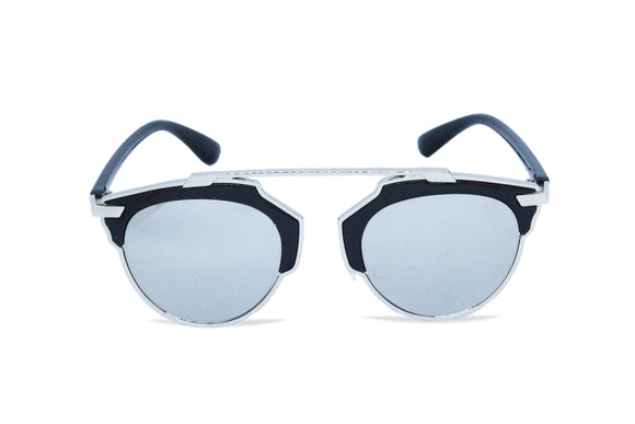 Dhanari Silver Color Goggle For Women's (SG-20) T26