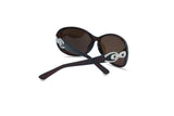 Dhanari Brown Color Goggle For Women's (SG-20) T48