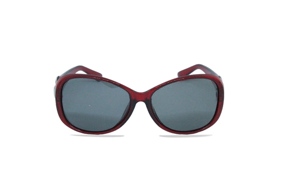 Dhanari Red Color Goggle For Women's (SG-20) T49