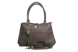 Dhanari Brown Color Removable Women's  HandBags(BG-22) V4