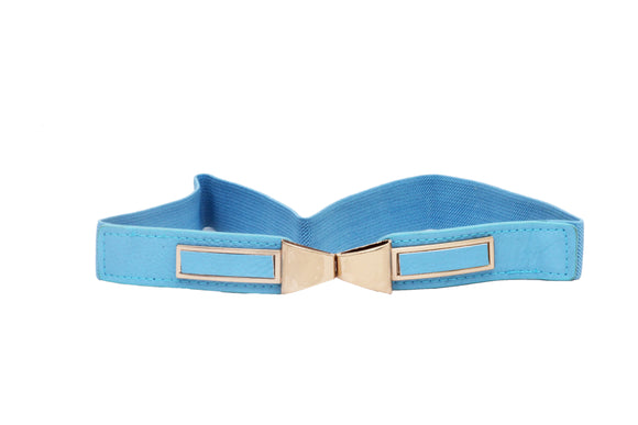 Dhanari Blue Color Women's Belt (BL-2) B3