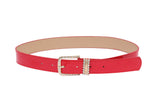 Dhanari Women's Red Designer Different Holes Belt (BL-6) F3