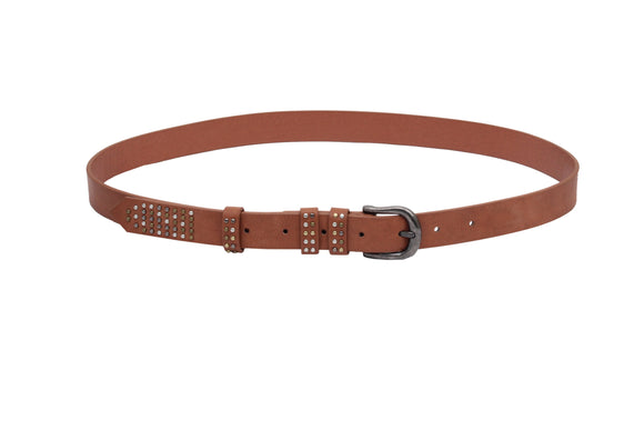 Dhanari  Stylish Brown Color  Women's Belt (BL-6)F13