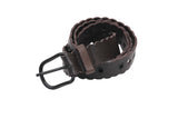 Dhanari Stylish Dark Brown Color Women's Belt (BL-6)F17