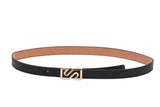 Dhanari Women's Classic Buckle Belt For Girls  (BL-7)G5
