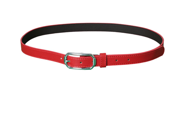 Dhanari Red Color Casual Women's Belt  (BL-7)G25