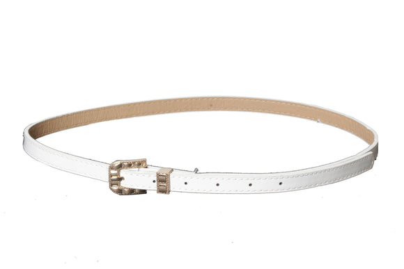 Dhanari Women's White Color Stylish Belt (BL-8)H6