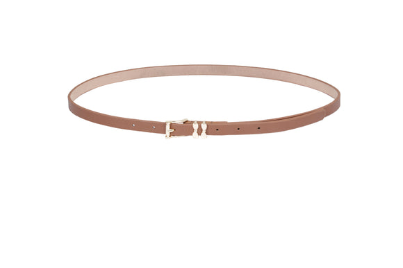 Dhanari Women's Brown Color Party Wear Belt (BL-8)H18
