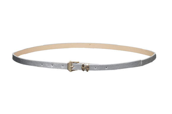 Dhanari Women's Light Grey Belt (BL-8)H40