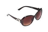 Dhanari Brown Color Women's Sunglasses (SG-4) D11