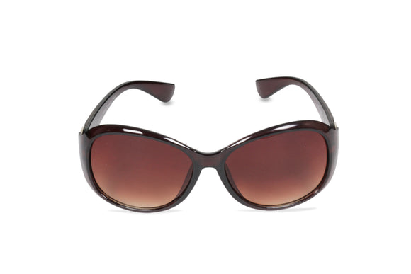 Dhanari  Women's Stylish Sunglasses In Brown Color (SG-4) D15