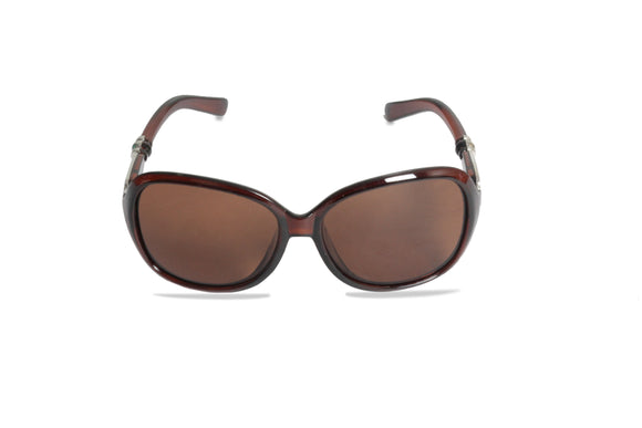 Dhanari Women's Brown Color Sunglasses (SG-8) H53