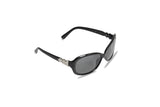 Dhanari Women's Black Color Sunglasses (SG-8) H62