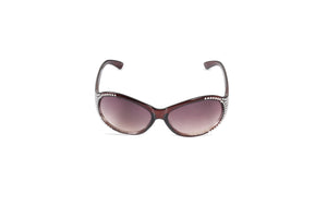 Dhanari Women's Stylish Purple Color Goggles (SG-14)N7