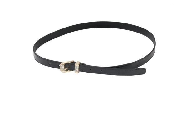 Dhanari Stylish Black Color Belt For Women's  (BL-10) J9