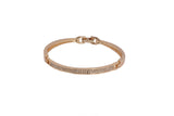 Dhanari Women's Golden Color Diamond Bracelet (JW-90) K0006