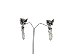 Dhanari Butterfly Style Earrings For Women's (JW-157) Z0000015