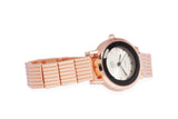 Dhanari Women's Metal Color Fashionable Watch (WAT-2) B1