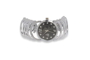 Dhanari Women Silver Watches (WAT-3) C5