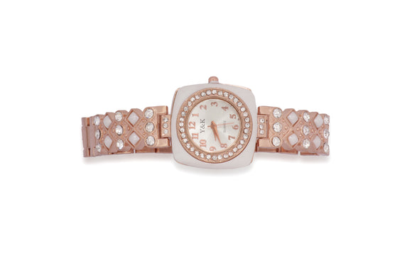 Dhanari Fancy Watch With Beautiful Belt For Women's (WAT-12)L3