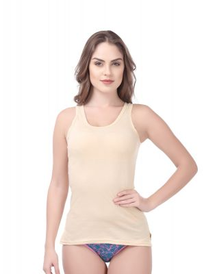 Women's Camisole Softline Butterfly (CS_C101_Skin)