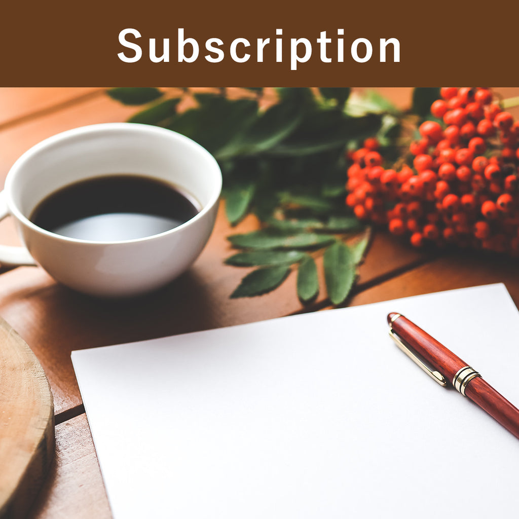 Subscription | 定期購入