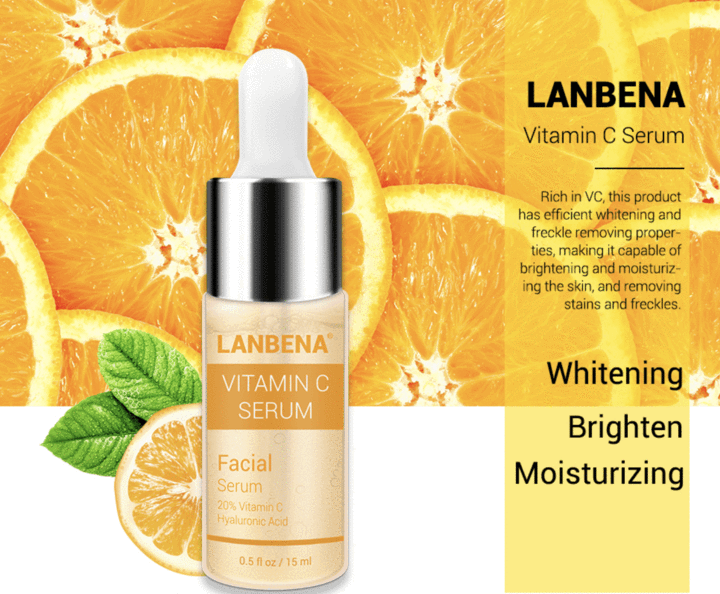 Whitening and Freckle Serum Remover