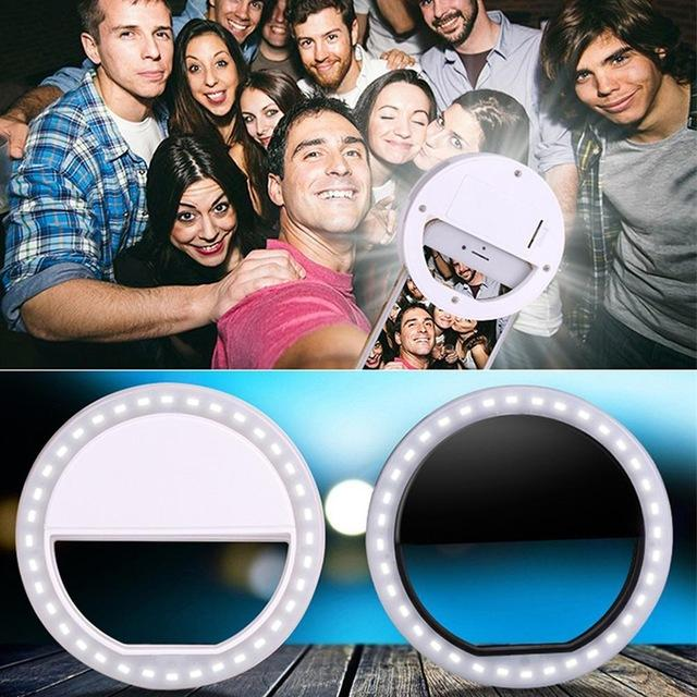 Universal Portable Selfie Ring