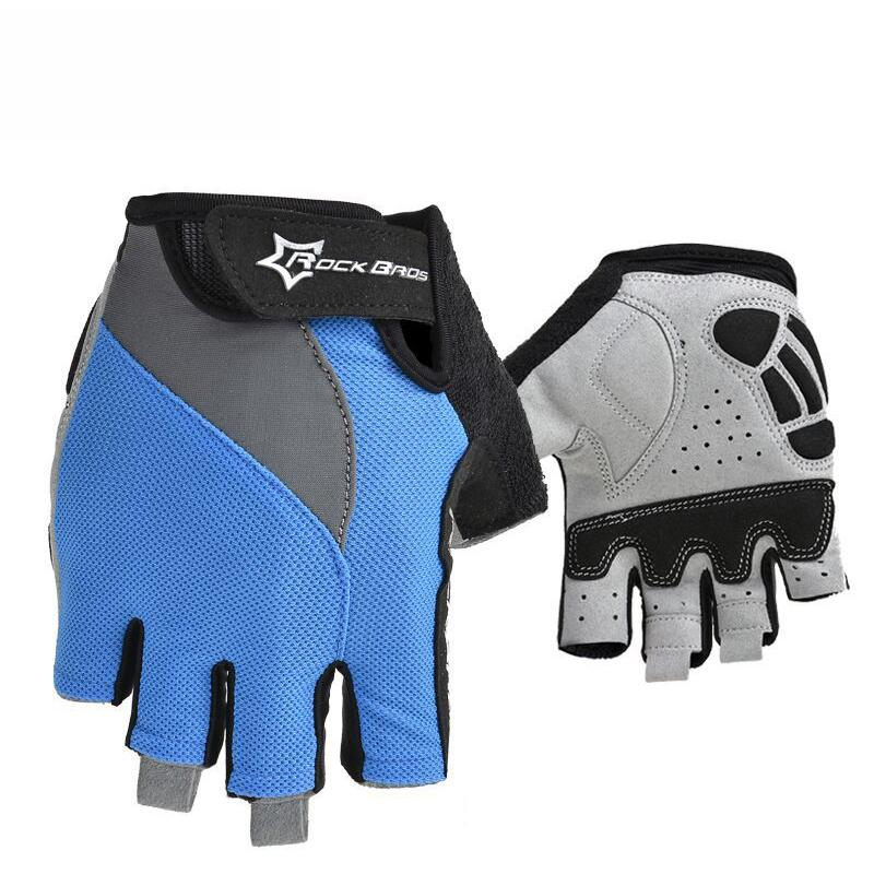 Breathable Half Finger Cycling Anti-slip/sweat Gloves