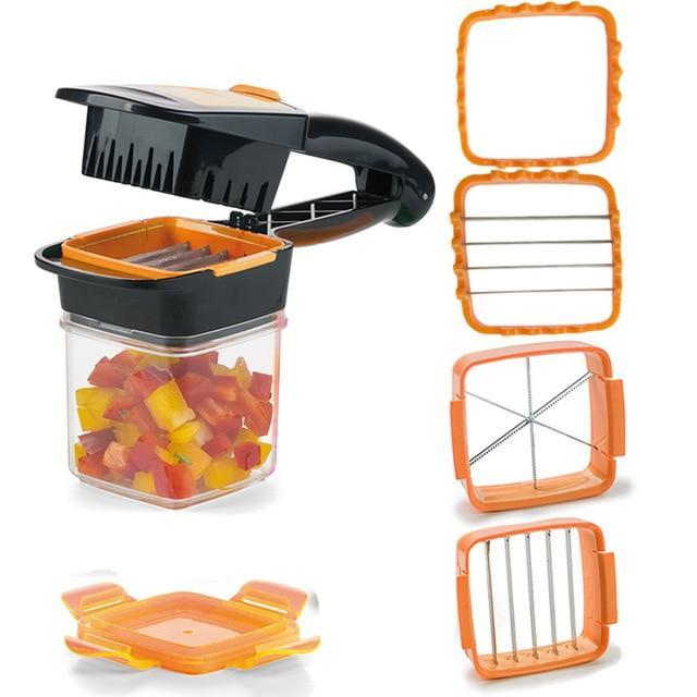 5-In-1 Genius Food Chopper