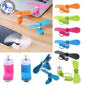 Mini Portable Power Micro Cool Fan