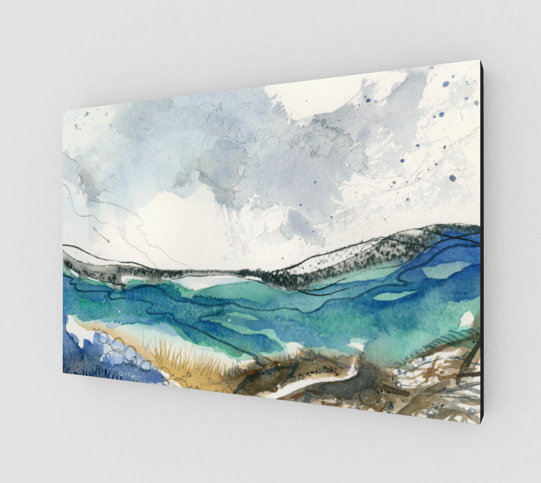 Ebb & Flow Canvas