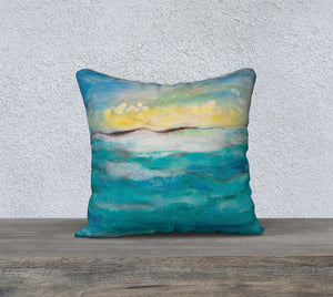 "Glow 18 x 18"" Pillow Case"