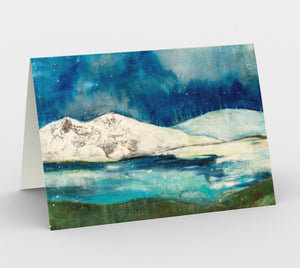 Snowfall (set of 3)