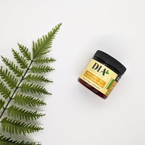 Organic Turmeric Aloe Face and Body Mud Masque