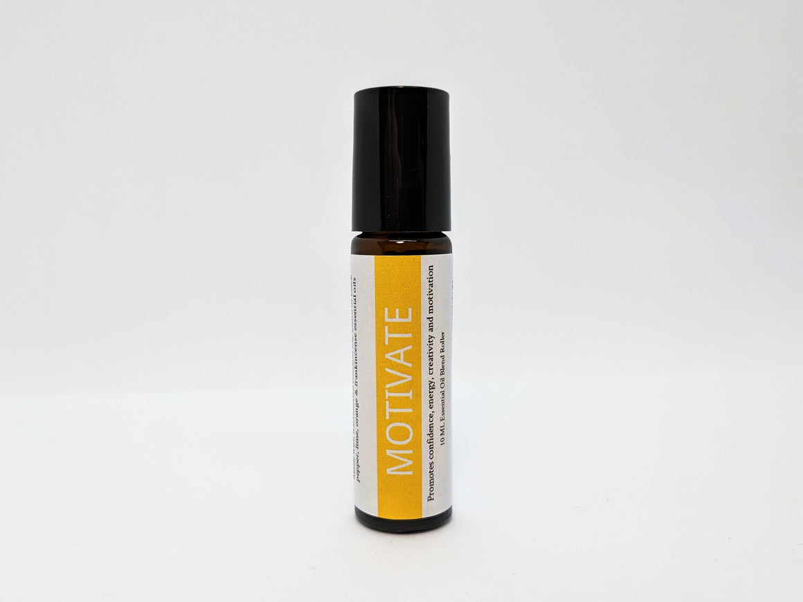 MOTIVATE Roll-On Essential Oil