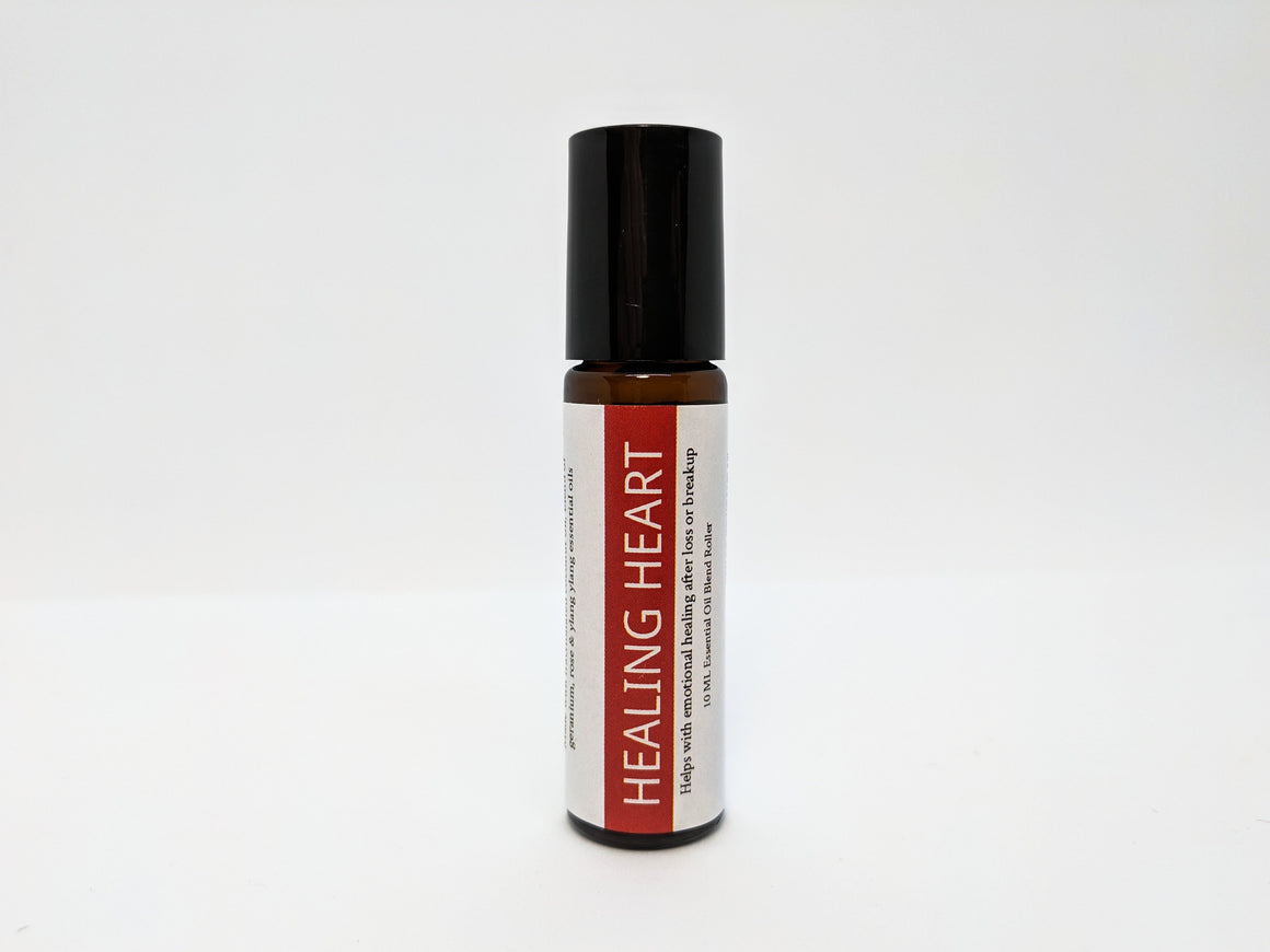 HEALING HEART Roll-On Essential Oil