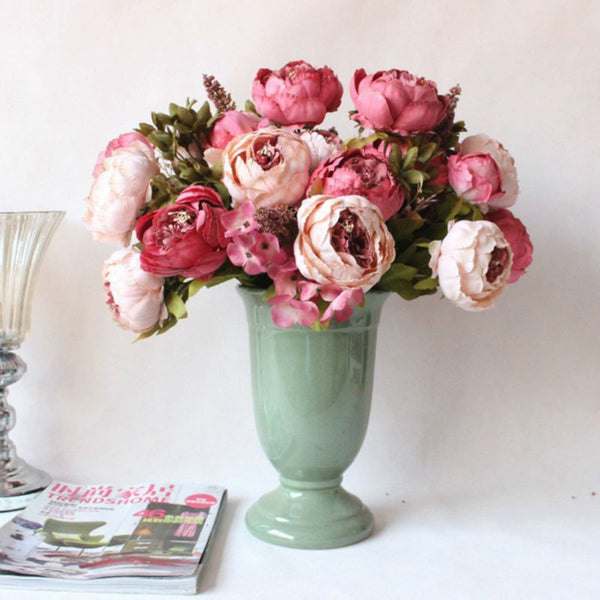 bunch of peony flowers peonies for affordable wedding flowers pink