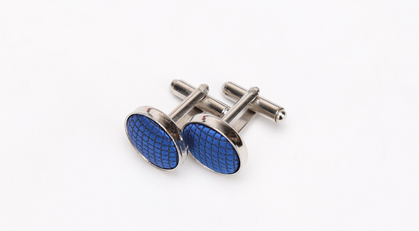 single color button cufflinks
