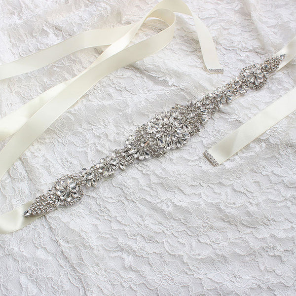 Wedding Dress Sash