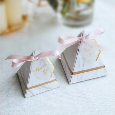 Marble Candy Boxes