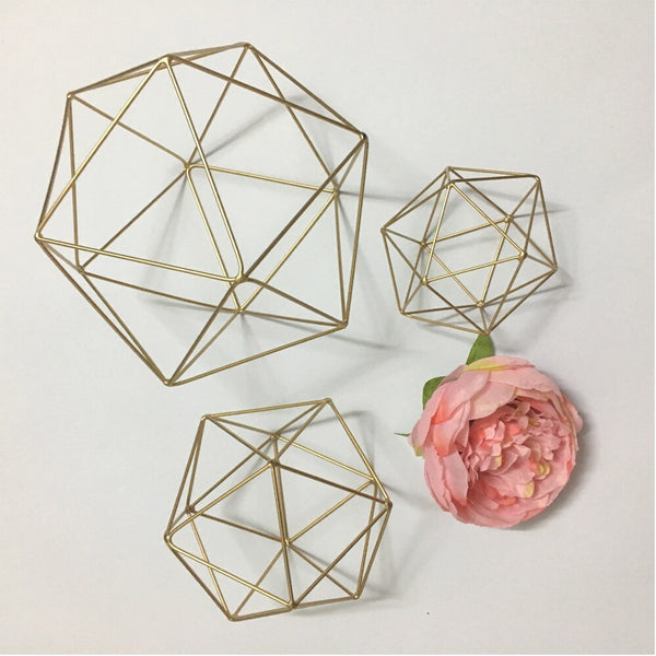 Industrial Geometric Pieces