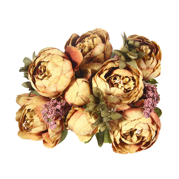 bunch of peony flowers peonies for affordable wedding flowers cameo brown