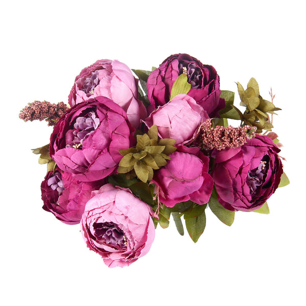 bunch of peony flowers peonies for affordable wedding flowers purple mix
