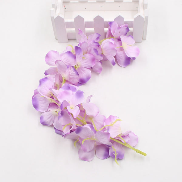 lilac wysteria artificial flowers
