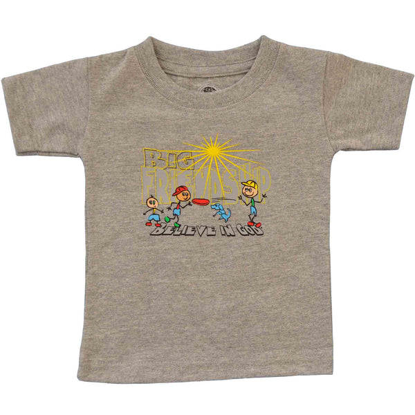 Toddler Friendship Frisbee Tee