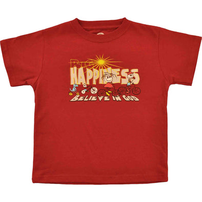 Infants Happiness Biking Tee